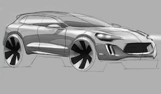 Eterniti Hemera concept car sketch