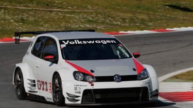 Volkswagen Golf24, the 440bhp Nurburgring racer