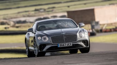 Continental GT - nose