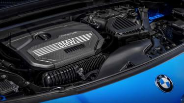 BMW X1 M Sport - engine bay