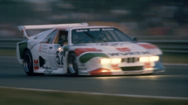 BMW M1 Group 5 Le Mans