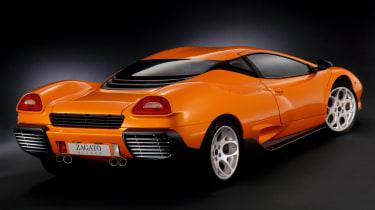 Lamborghini Canto rear