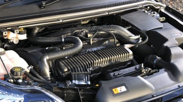 Focus RS500 engine