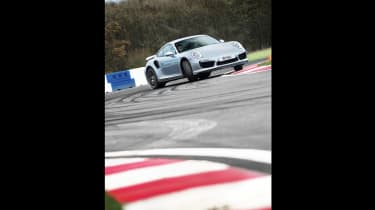 Sub-supercar group test - 911 Turbo S