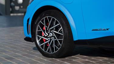 Ford Mustang Mach-E GT wheel