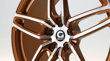G-Power M4 CS - wheels
