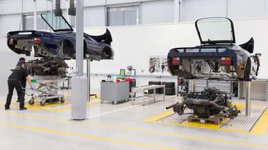 Jaguar Land Rover Classic Works - XJ220 2