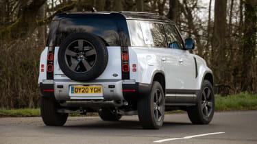 Land Rover Defender 110 P400 – rear