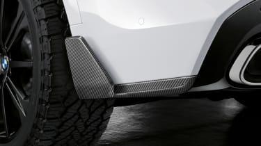 BMW X5 M Performance parts - aero caps?