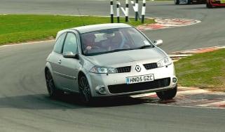 Renault Megane R.S 225 Trophy front track