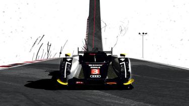 Audi's Le Mans 24-hour TV commercial