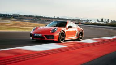 Porsche 911 GTS review (992) – front