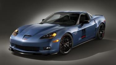 Corvette Z06 Carbon supercar
