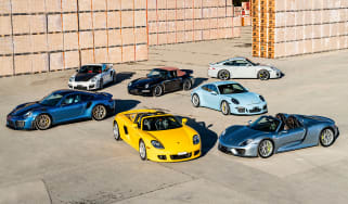 RM Sotheby's Porsche collection