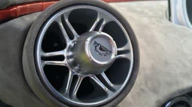 ATS Automobili GT - vent