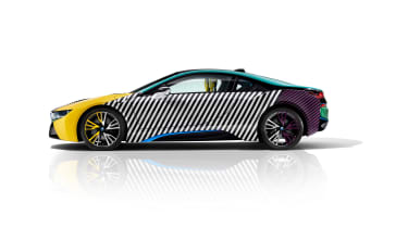 BMW MemphisStyle i8 - profile