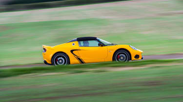 Lotus Elise Sprint 220 - Side