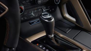 Corvette ZR1 - interior