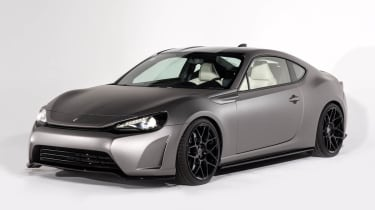 Urban GT Sport Coupe: tuned Toyota GT86