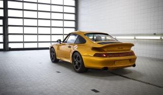 Porsche Classic Project Gold - Rear