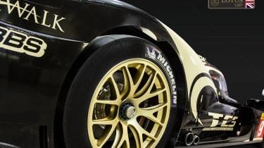 Lotus T129 2015 Le Mans car revealed