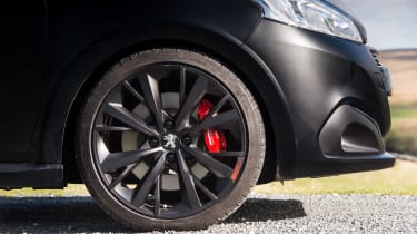 eCoty Peugeot 208 GTI by PS - wheels