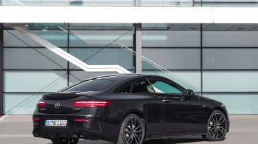 Mercedes-AMG E53 – rear quarter