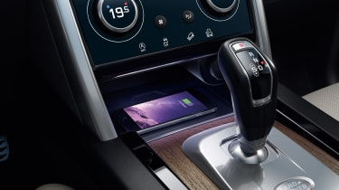 Land Rover Discovery Sport - console