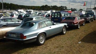 Jaguar XJS collection