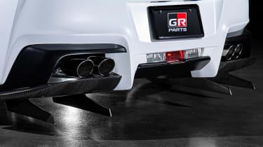 Toyota GR 86 Gazoo Concept – exhaust