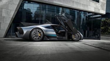Mercedes-AMG Project One - open door