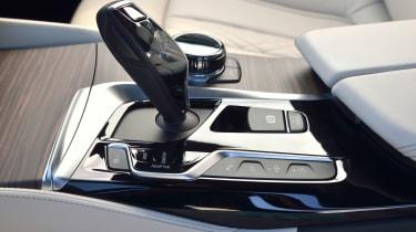 BMW 640i xDrive Gran Turismo - Gear selector