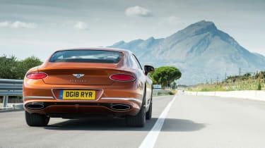 Bentley Continental GT - rear