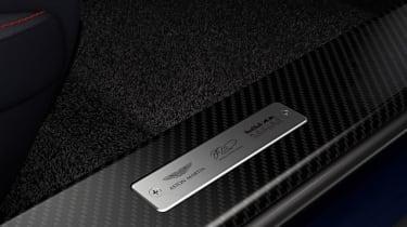 Aston Martin Vantage Red Bull Racing - sill plate
