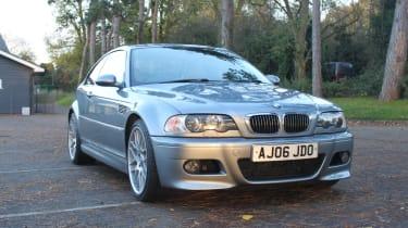 2006 BMW M3 CS