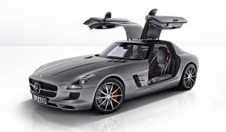 Mercedes-Benz SLS AMG GT unveiled