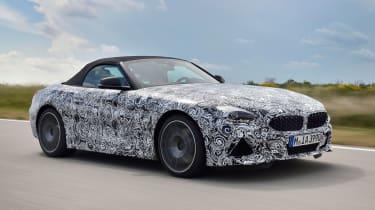 New 2019 BMW Z4 – side