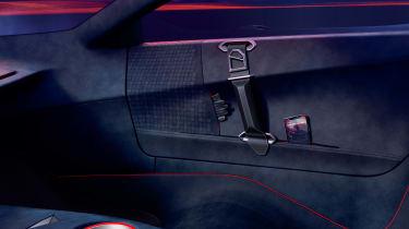 BMW Vision M Concept - door