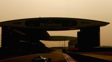 Formula 1: China - Shang