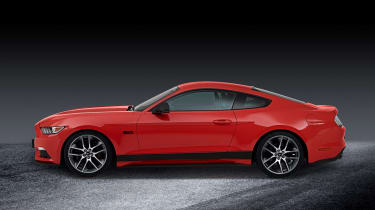 Ford Performance upgrades -  Mustang GT