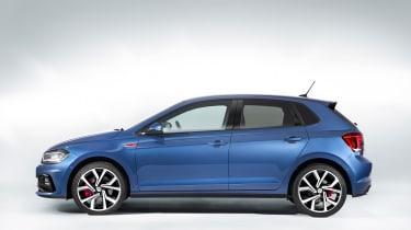 2018 VW Polo GTI – Side