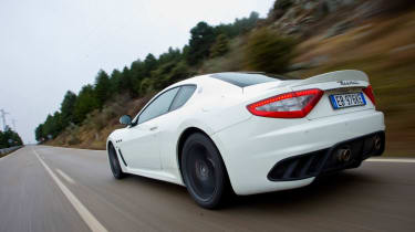 Maserati GranTurismo MC Stradale video