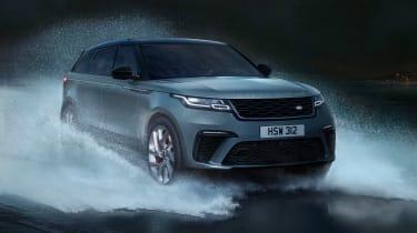 Range Rover Velar SV Auto - front quarter
