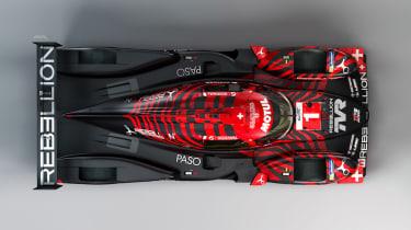 TVR Rebellion Racing LMP1 - top