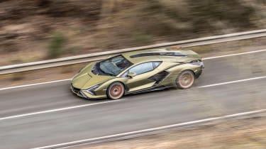 Lamborghini Sian - pan 2