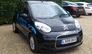 Electric Citroen C1