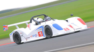 Radical SR1 Cup car review