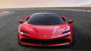 Ferrari SF90 Stradale - nose