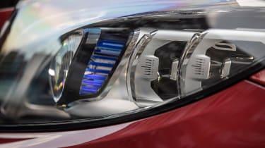 Mercedes-AMG C43 2018 facelift - lights