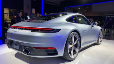 Porsche 911 live - rear quarter